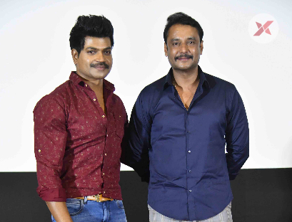 Shadow Movie Teaser Launch Press Meet Photos