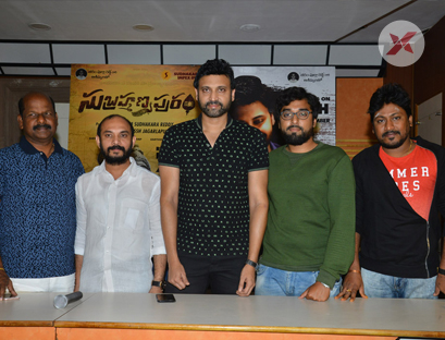 Subramaniapuram Movie Pressmeet Photos