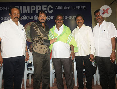 South India Motion Picture Production Executives Council Swearing in Ceremony Stills