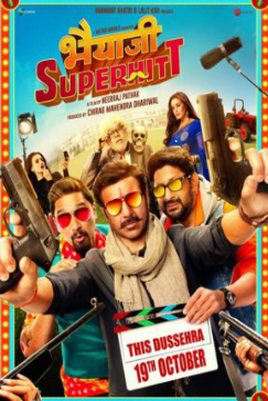 Bhaiaji Superhittt Hindi Movie