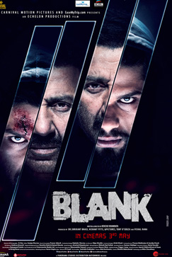 Blank Hindi Movie