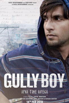 Gully Boy Showtimes in US