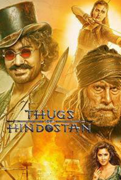 Thugs of Hindostan Telugu Movie