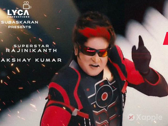 2point0 1st week India collections