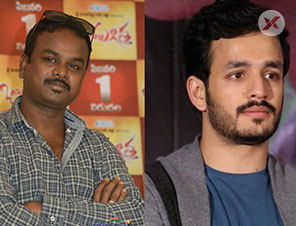 Is this the story of Akhil's film with Bommarillu Bhaskar?
