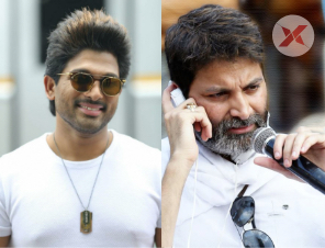 Allu Arjun and Trivikram movie is shelved ?