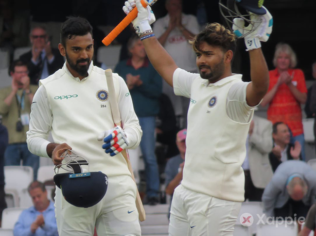 KL Rahul and Rishabh Pant show India what might have been !