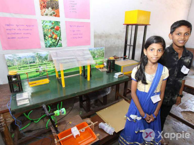 Students take flood lessons to the science fair