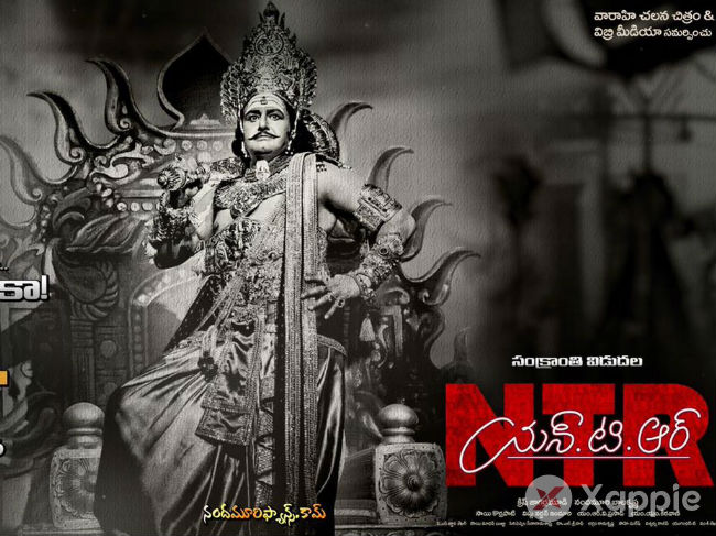 Here is the goosebumps raising song from NTR biopic