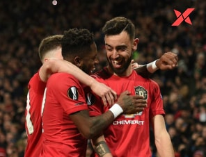 Manchester United show off exciting new tactic in Club Brugge win