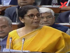 Budget 2020 LIVE Updates: National security is the top priority of the government says FM Sitharaman