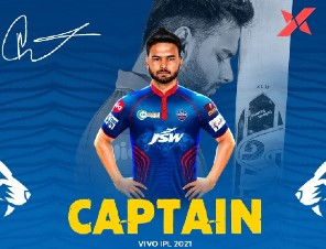 Rishabh Pant to lead Delhi Capitals for IPL 2021