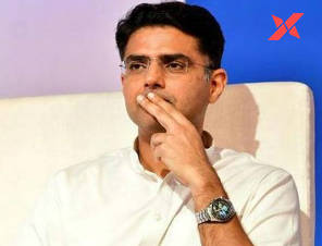 Sachin Pilot to cut in a new Party From Congress!!
