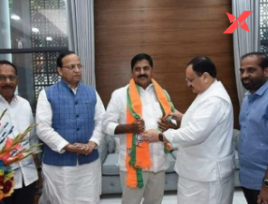 TDP Ex-Minister from Kadapa joins BJP