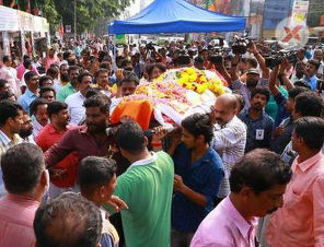 LDF, BJP wrangle over man's death