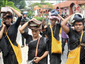Lack of clarity halts transgenders' holy trek in Sabarimala