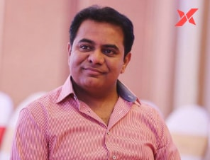 Telangana minister Kalvakuntla Taraka Ramarao (KTR) receives a special birthday gift from Bandhook film director; Chiranjeevi extends his wishes to KTR