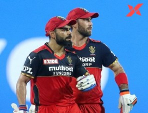 IPL 2021: RCB beat Mumbai Indians in a close encounter, set a new franchise record