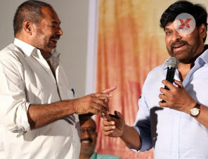 Narayanamurthy and Chiranjeevi showered praises on each other