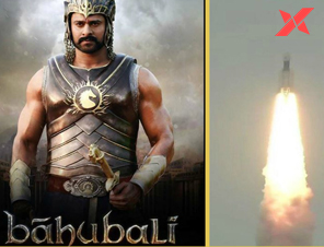 How is Prabhas related to Chandrayaan-2?