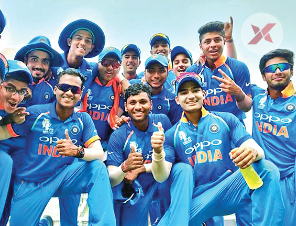 India won the Asia Cup U-19