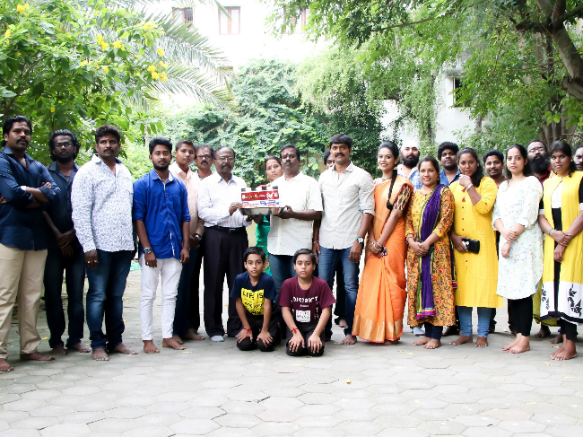 Laddu Movie Launched