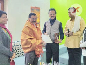 Stalin meets Kejriwal before the Joint Opposition Meeting