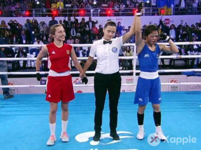 World Boxing Championships: Mary Kom wins sixth gold