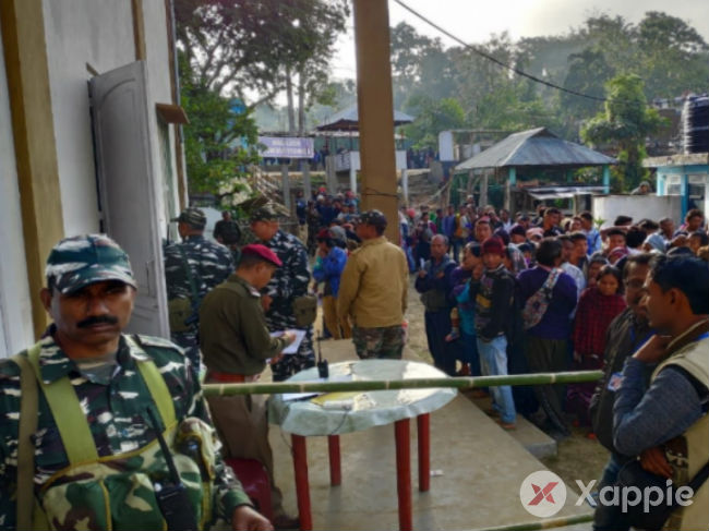 Mizoram Elections 2018: Polling begins amid tight security in Mizoram