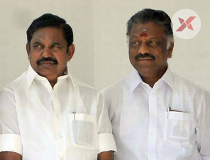 K Palaniswami visited cyclone hit districts