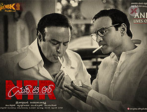 Newest addition to NTR biopic !