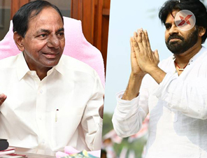 Is KCR behind Pawan and BSP alliance?