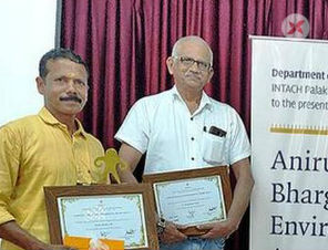 Two conservationists from Palakkad win INTACH Awards