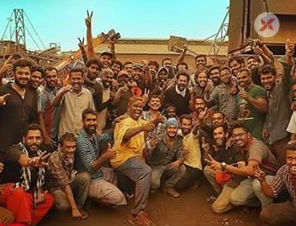 It's pack up for Asif Ali's 'Underworld'