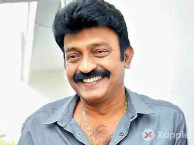 Hero Rajasekhar hurts himself !
