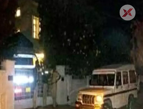 In the Midnight Why did Ramya vacate her house in Mandya?