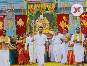 Special number in Vineya Vidheya Rama is going to be shot in Adilabad