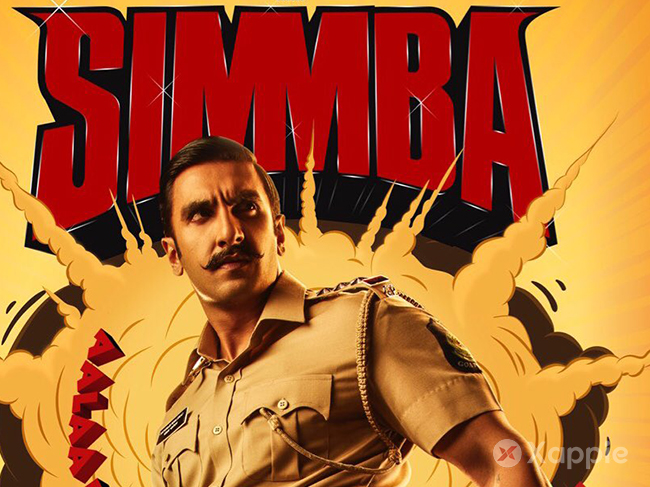 Simmba Trailer review: Quite Similar to Telugu version with lot of Rohit additions.