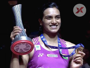 Sindhu takes Gold Beating Okuhara in World Tour Finals
