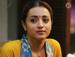 Trisha gets emotional on her 16th year in films