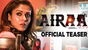 Airaa Tamil Movie Review and Rating