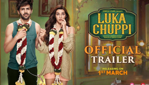 Luka Chuppi Hindi Movie Review and Rating