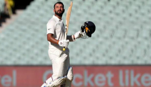 Pujara Leads India With A Great Knock, Completes 5000 Test runs