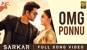 Sarkar - OMG Ponnu Song Video (Tamil)