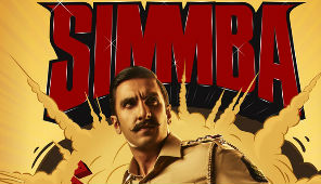Simmba, Official Trailer