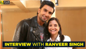 Interview with Ranveer Singh, Padmaavat, Anupama Chopra