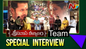 Srinivasa Kalyanam Team Interview