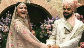 Anushka Sharma & Virat Kohli's Marriage