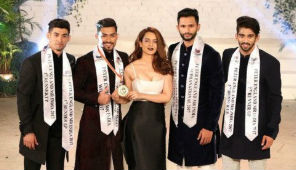 Peter England Mr India 2017 Winning Moments