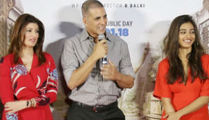 Akshay Kumar's Padman Aaj Se Teri Song Launch
